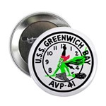USS Greenwich Bay (AVP 41) Button