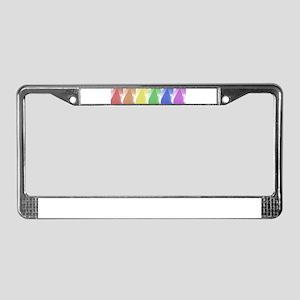 Washington License Plate Frame