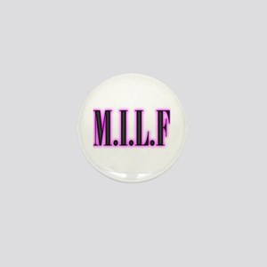 MILF Mini Button