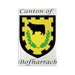 Bofharrach Rectangle Magnet (10 pack)