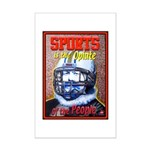Sports is the Opiate Mini Poster Print