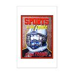 Sports is the Opiate Mini Poster Print