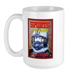Sports is the Opiate of the People Large Mug