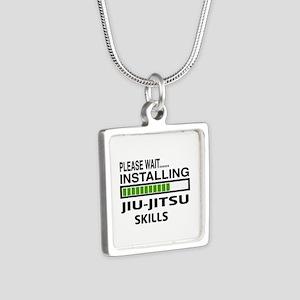 Please wait, Installing Ji Silver Square Necklace