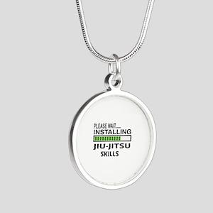 Please wait, Installing Jiu- Silver Round Necklace