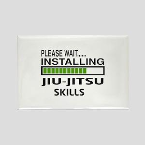 Please wait, Installing Jiu-Jitsu Rectangle Magnet