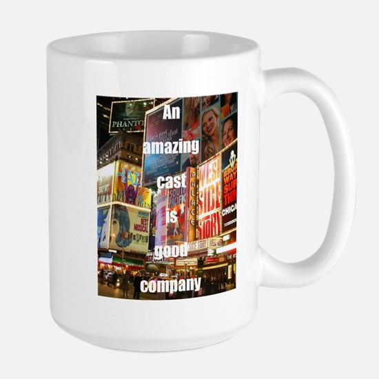 An amazing cast is good Stainless Steel Travel Mug