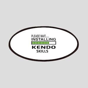 Please wait, Installing Kendo skills Patch