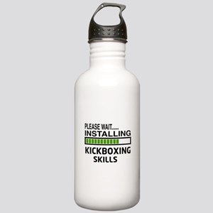 Please wait, Installin Stainless Water Bottle 1.0L