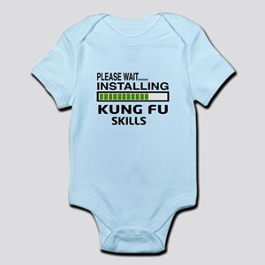 Please wait, Installing Kung Fu sk Infant Bodysuit
