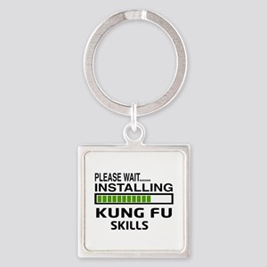 Please wait, Installing Kung Fu sk Square Keychain