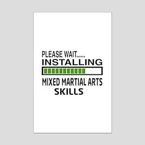 Please wait, Installing Mixed ma Mini Poster Print