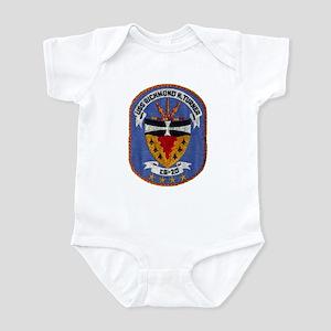 USS RICHMOND K. TURNER Infant Bodysuit