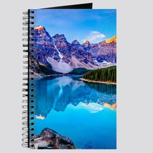Beautiful Mountain Landscape Journal