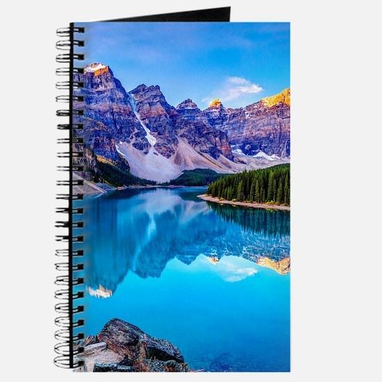 Beautiful Mountain Landscape Journal