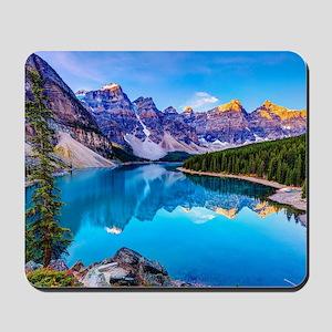 Beautiful Mountain Landscape Mousepad