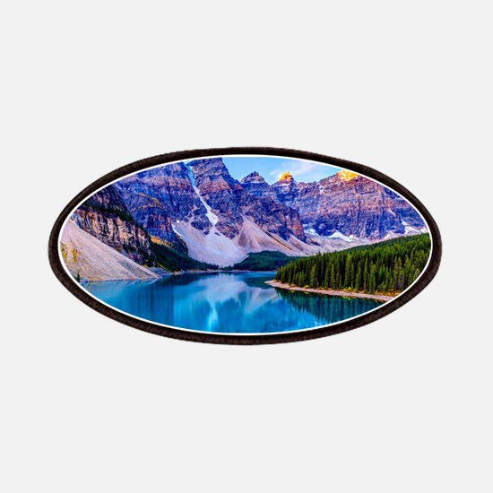 Beautiful Mountain Landscape Patch