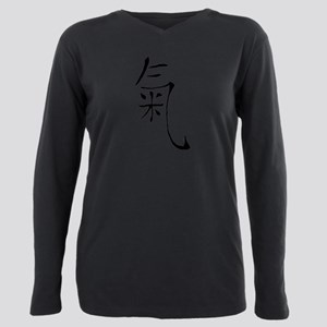 Chi Plus Size Long Sleeve Tee