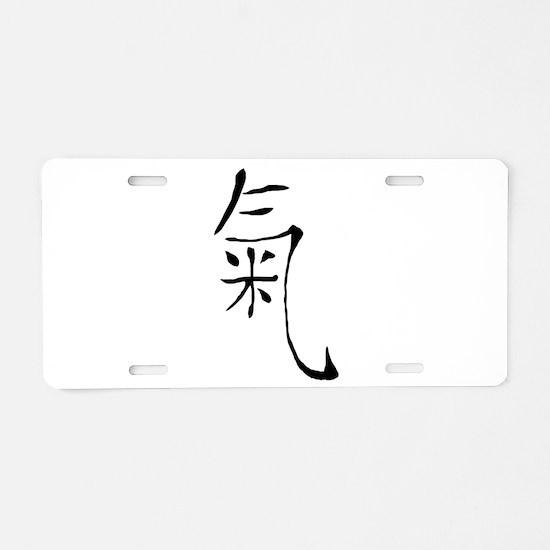 Chi Aluminum License Plate