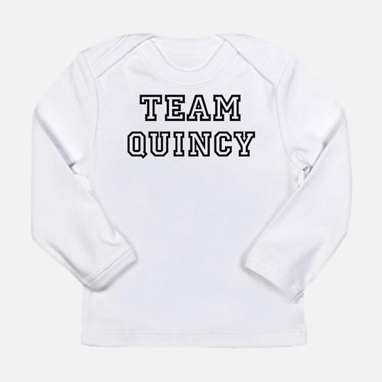 Team Quincy Long Sleeve T-Shirt