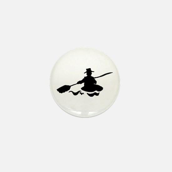 Kanu und Django Mini Button