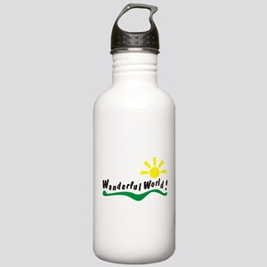 Wanderful world Stainless Water Bottle 1.0L