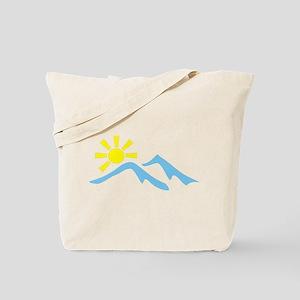 Berge Tote Bag