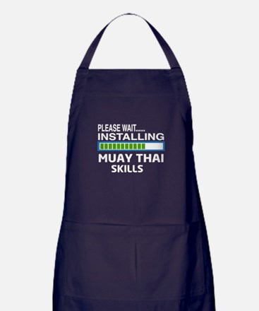 Please wait, Installing Muay Thai ski Apron (dark)