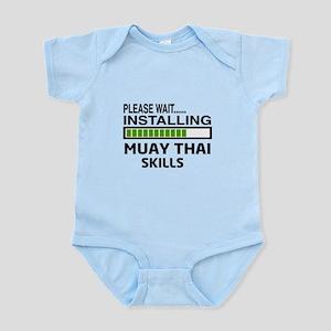 Please wait, Installing Muay Thai Infant Bodysuit