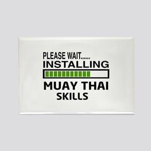 Please wait, Installing Muay Thai Rectangle Magnet