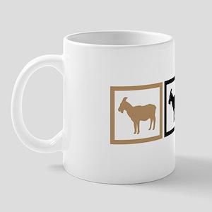 Goat Squares Mug