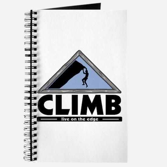Rock Climbing Journal
