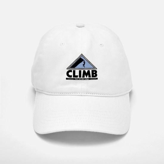 Rock Climbing Baseball Baseball Cap