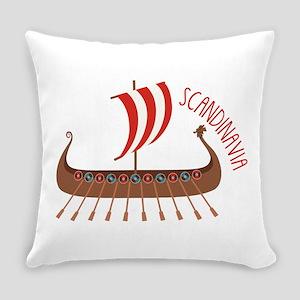 Scandinavia Everyday Pillow