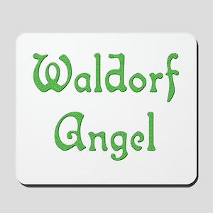 Waldorf Angel 1 Mousepad
