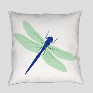 Dragonfly Everyday Pillow