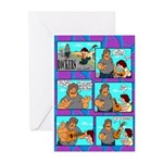Old Rockers Birthday Cards (Pk of 10)