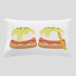 Eggs Benedict Pillow Case