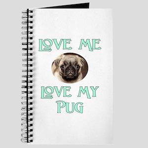 Love Me, Love My Pug Journal