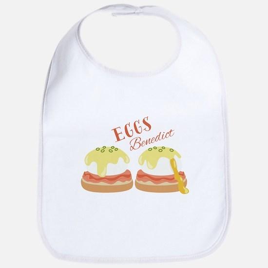 Eggs Benedict Bib