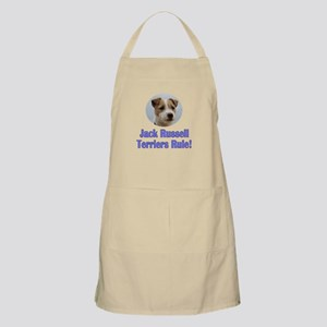 Jack Russell Terriers Rule Apron