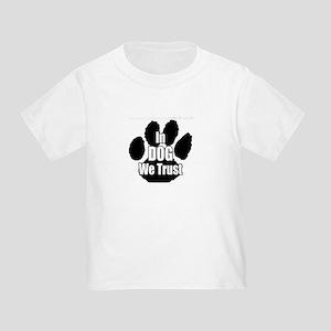 Mackey In Dog We Trust T-Shirt