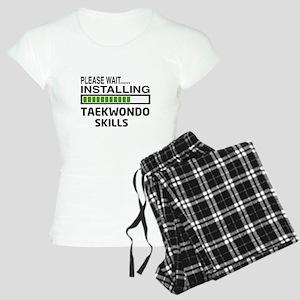 Please wait, Installing Tae Women's Light Pajamas