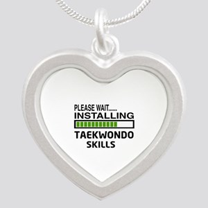Please wait, Installing Taek Silver Heart Necklace