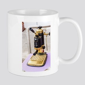 Antique coffee making machine Mugs