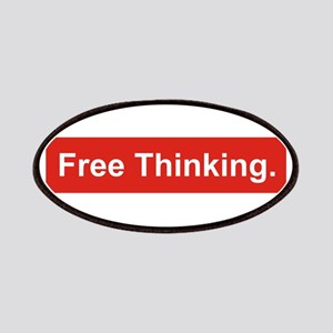Free Thinking Patch