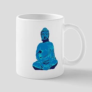 Buddha blue Mugs
