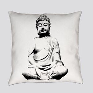 Buddha Everyday Pillow