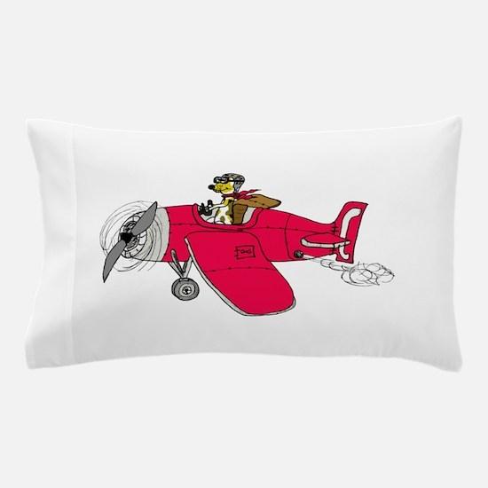 Jacky Pilot Pillow Case