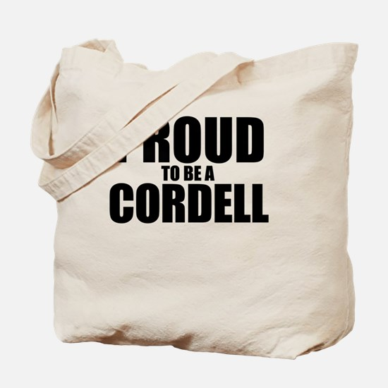 Funny Cordell Tote Bag